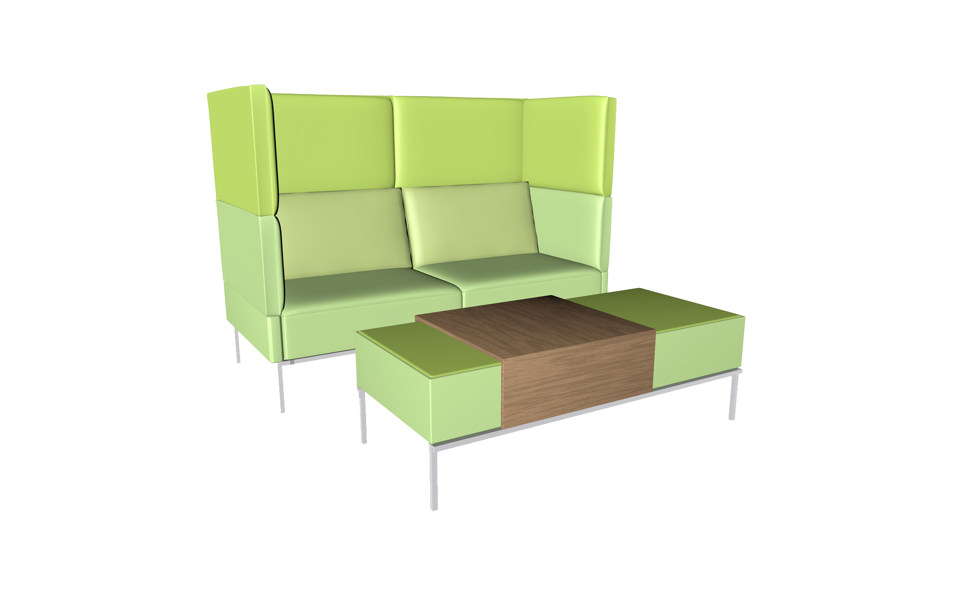 FM office furniture – Lounge furniture for the middle zone | SVEN ...